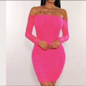 $5.99 shipping 🔥NEW Hot Miami Styles Neon Pink